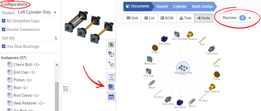 OneIPM Enables Revision and Configuration Support in Assembly Viewer